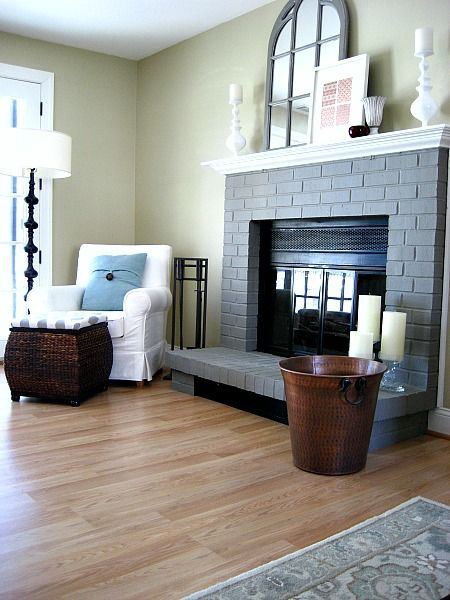 0db0a1a854c12bc561d1c58e25a54d75 painting brick fireplaces painted fireplaces