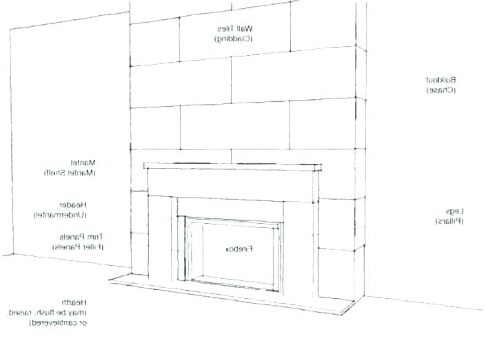 wood fireplace insert diagram wiring parts of a awesome gas fireplac