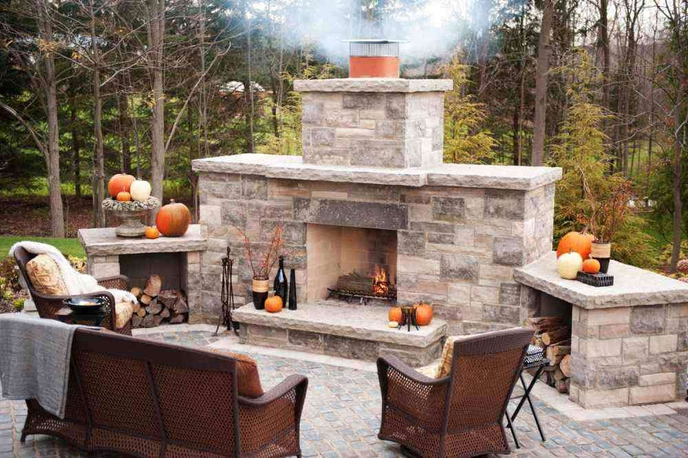 Patio Gas Fireplace Luxury Awesome Chimney Outdoor Fireplace You Might Like
