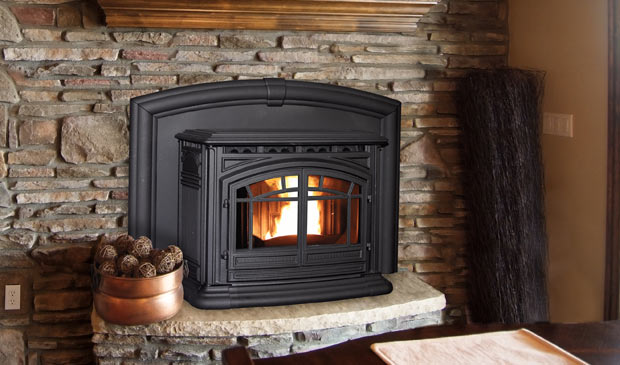 348 enviro m55 cast iron fireplace insert