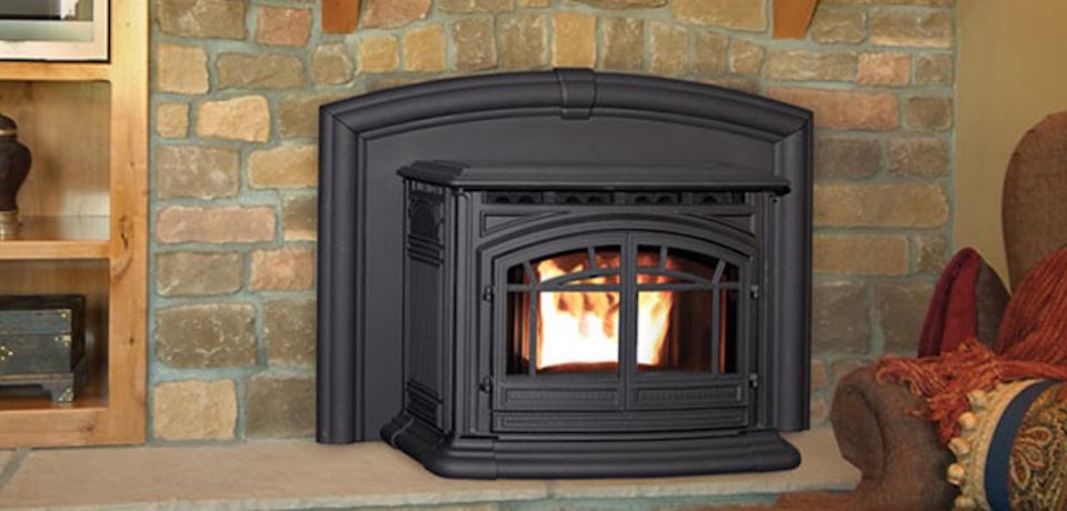 Pellet Stove Fireplace Inserts Lovely Enviro M55 Cast Iron Pellet Fireplace Insert – Inseason