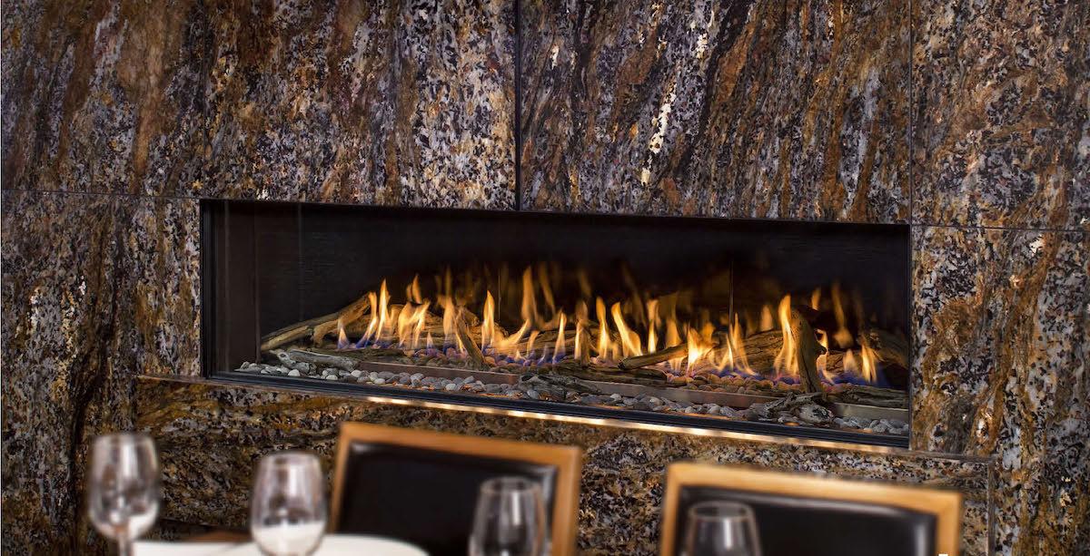 montigo RP620Power Vent Gas Fireplace 4 1
