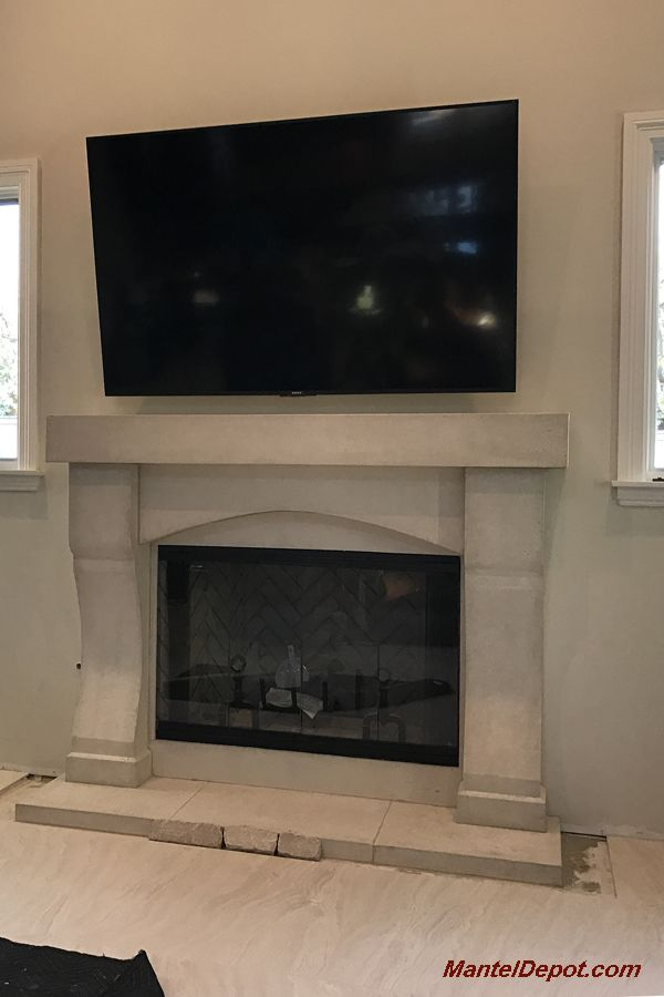 Pre Cast Fireplace Beautiful Precast Diy Fireplace Mantel Modern Fireplace Mantel