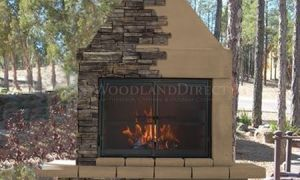 15 Luxury Pre Made Outdoor Fireplace
