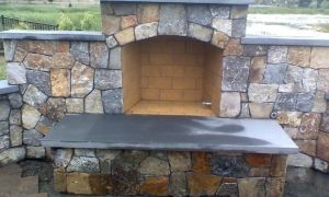 19 Beautiful Prefab Outdoor Fireplace Kit