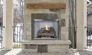 17 Awesome Prefabricated Fireplace Doors