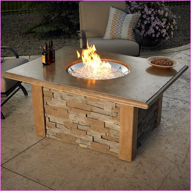 Propane Fireplace Table Beautiful Diy Propane Fire Pit