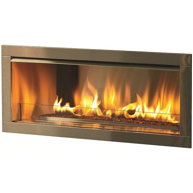 Propane Gas Fireplace Insert Elegant Propane Gas Fireplace Insert Intended for Firegear Od42 42