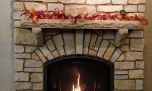 15 Best Of Real Stone Fireplace