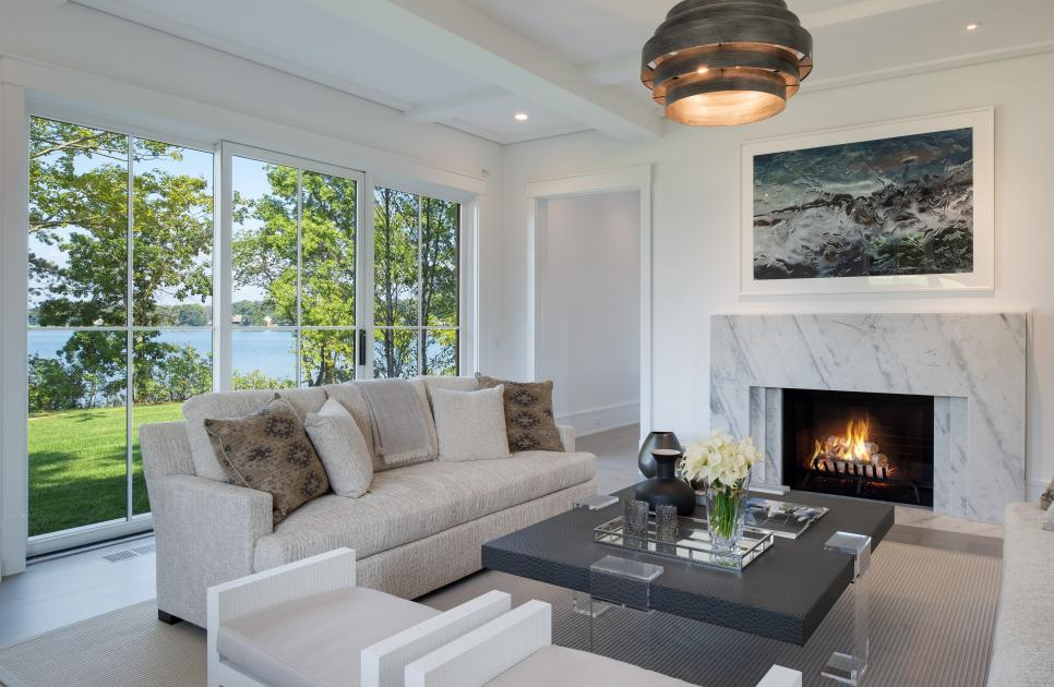 Rectangular Fireplace Best Of Make A Fireplace Look More Rectangular Than Square with