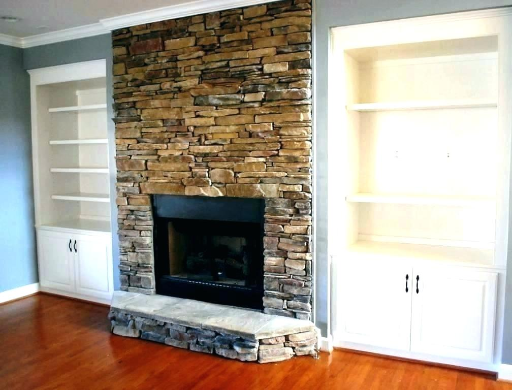 cover fireplace with tv how to a stone veneer over brick wall on reface wood tile ways