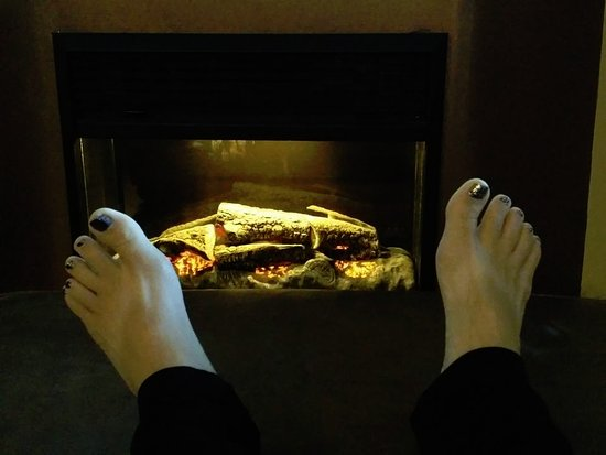 remote control fireplace