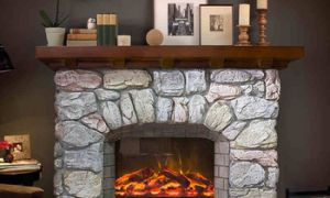 14 Beautiful Remote Control Fireplace
