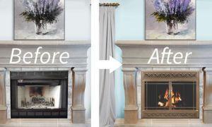 11 Fresh Replacing Fireplace Doors