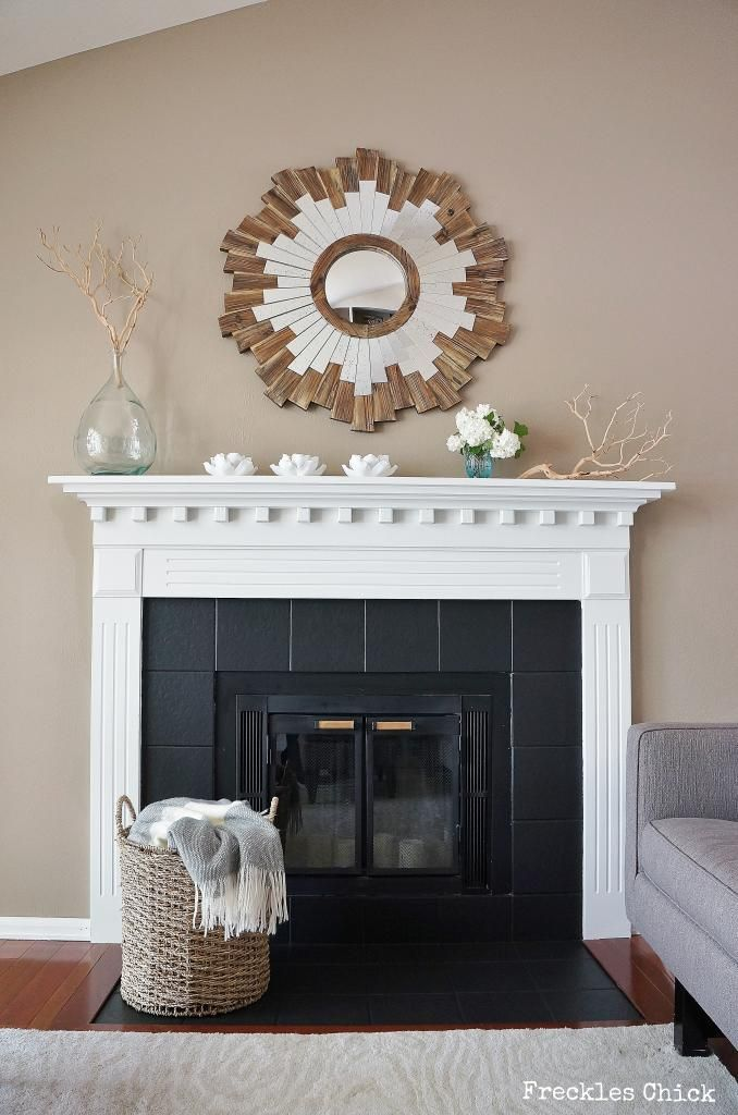 Replacing Fireplace Tile Fresh the Living Room Fireplace is A Favorite Feature In Our House