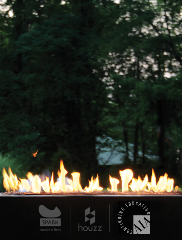 Retrofit Fireplace New Spark Modern Fires