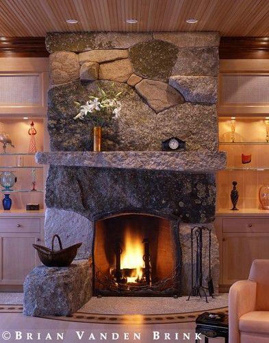 Rumford Fireplace Design New Design Elliott Elliott norelius Architects Home