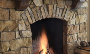 Beautiful Rumford Fireplace Insert