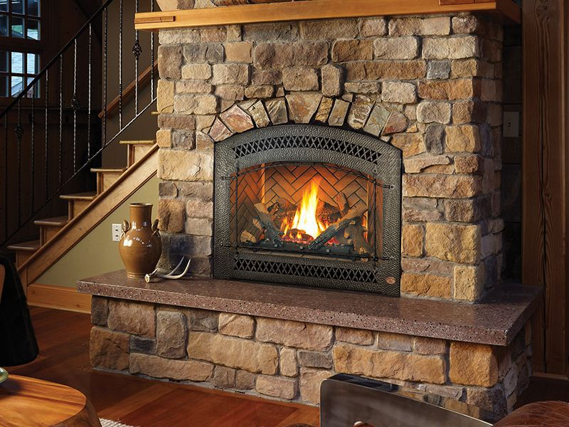 Rustic Gas Fireplace Lovely Image Result for Lodge Style Gas Fireplace with Hearth