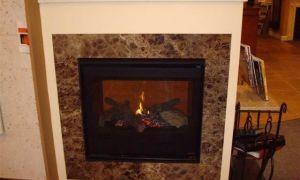 19 Beautiful See Through Fireplace Insert