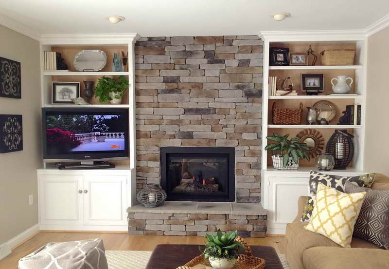 Shelves Next to Fireplace Elegant Diy Built In Bookcase with Fireplace Add Mantel Over