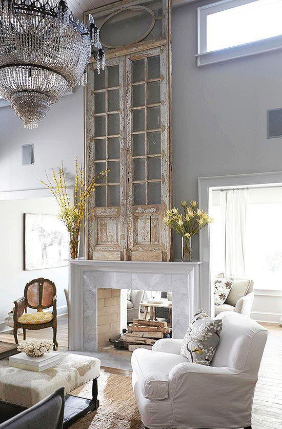 "Shelves Next to Fireplace Unique Eight Unique Fireplace Mantel Shelf Ideas with A High ""wow"