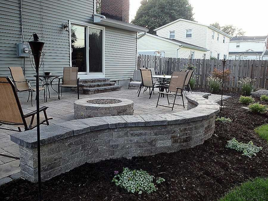 Simple Outdoor Fireplace Designs Best Of 8 Outdoor Fireplace Patio Designs You Might Like
