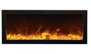24 Luxury Slim Gas Fireplace