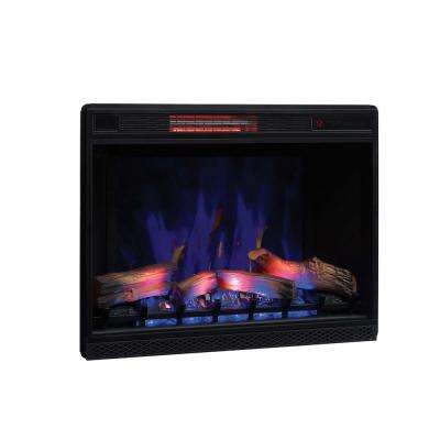 classic flame electric fireplace inserts bbd 64 400 pressed