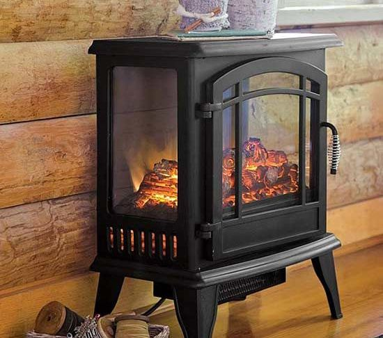 Small Gas Fireplace Elegant Instant Ambience Cozy Up with these Electric Fireplaces