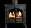 Small Wood Burning Fireplace Fresh Stockton Double Sided Wood Burning & Multi Fuel Stoves