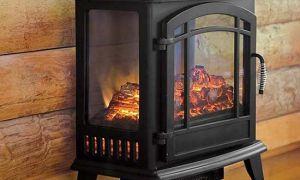 20 Beautiful Stand Alone Wood Burning Fireplace