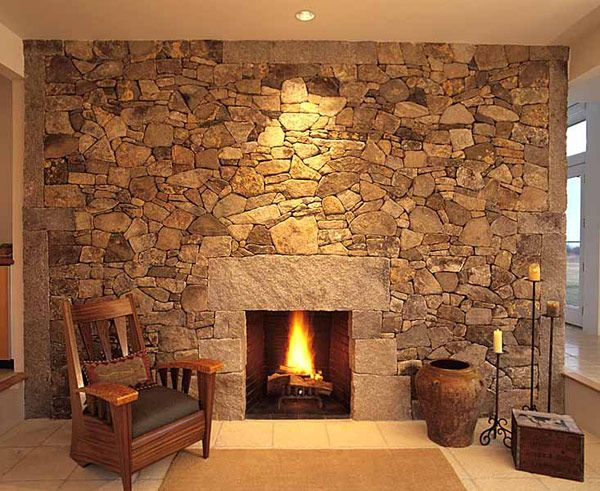 Stone Fireplace Images New 40 Stone Fireplace Designs From Classic to Contemporary