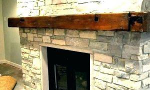20 Lovely Stone Fireplace Mantel Shelf