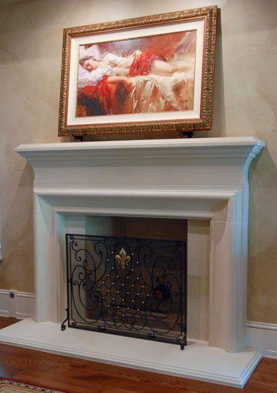 0de8aff883eb961e7770eefcc590e513 fireplace facade fireplace mantel surrounds