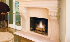 19 Beautiful Stone Fireplace Surrounds