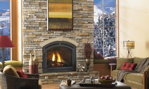 29 Beautiful Stone Fireplace Wall