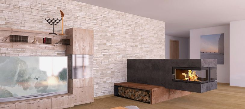 corner fireplace designs fake stone fireplace homedesigninterior of corner fireplace designs 814x362