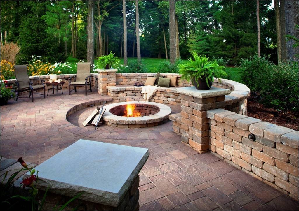 stone patio fireplace fresh new small paver patio of stone patio fireplace