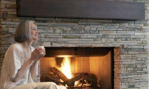 20 Unique Stone Veneer Over Brick Fireplace