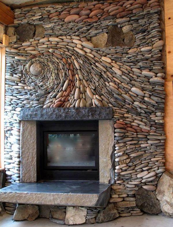 twisted rocks fireplace design2