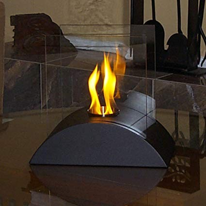 portable indoor outdoor fireplace lovely nu flame estro tabletop ethanol fireplace nu flame of portable indoor outdoor fireplace