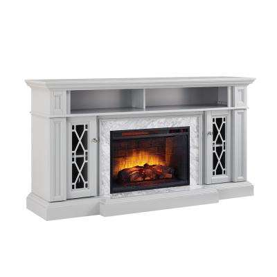 light gray home decorators collection fireplace tv stands 1357fmm 26 242 64 400 pressed