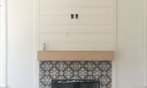23 Awesome Tile Fireplace Surround