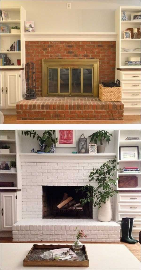 Tile Over Brick Fireplace Elegant Tile Over Brick Fireplace Magnificent Contemporary White