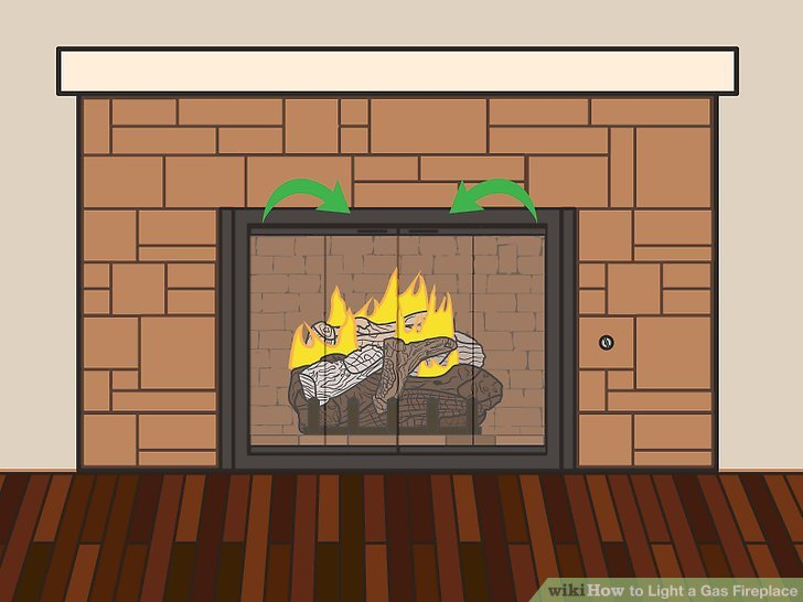 Troubleshooting Gas Fireplace Awesome 3 Ways to Light A Gas Fireplace