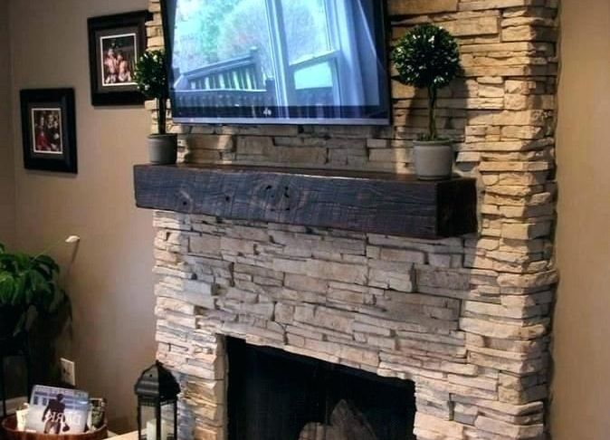 Tv On top Of Fireplace Lovely Pin On Fireplaces