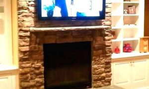 22 Luxury Tv Over Fireplace where to Put Components