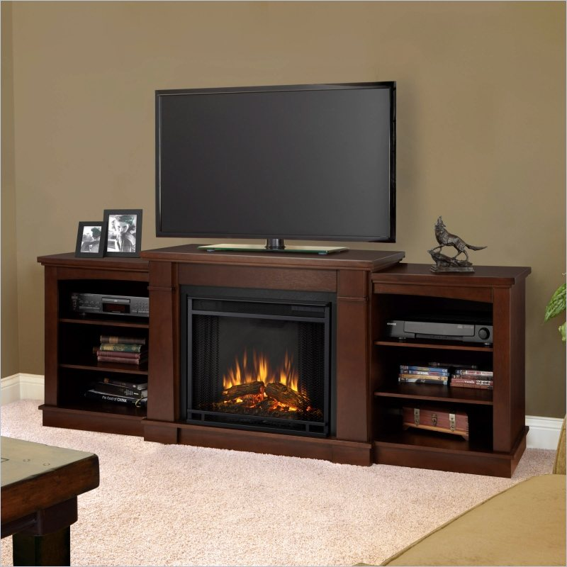 electric fireplace tv stands 1