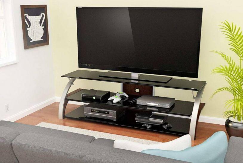 tv console ideas walmart glass tv stand psychosisp of tv console ideas 814x548